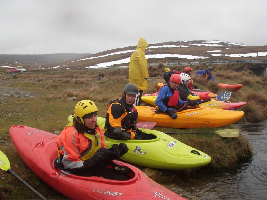 cold winters paddle