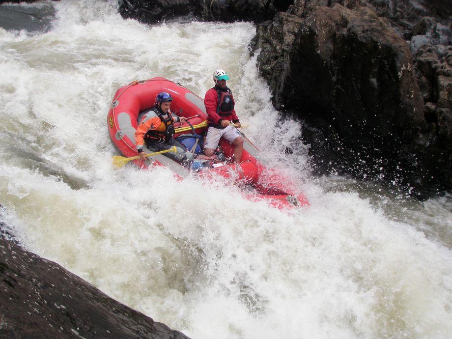 Rafting Nymboida