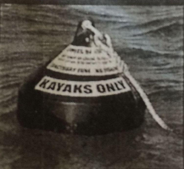 Kayak Mooring