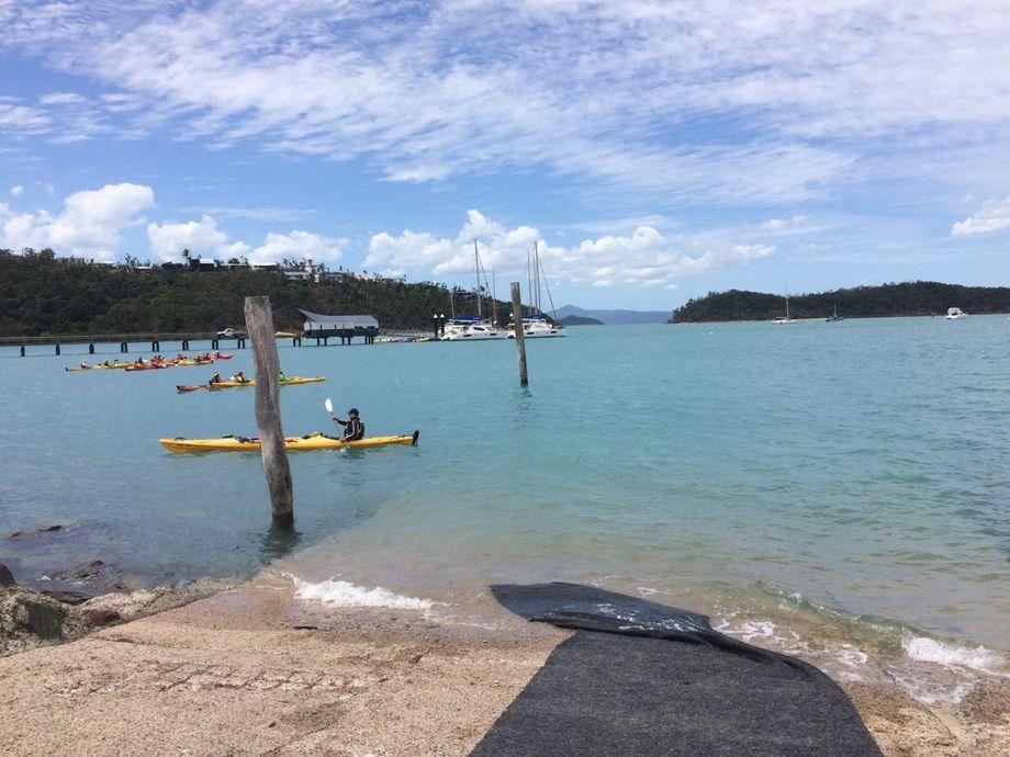 Shute Harbour Boat Ramp