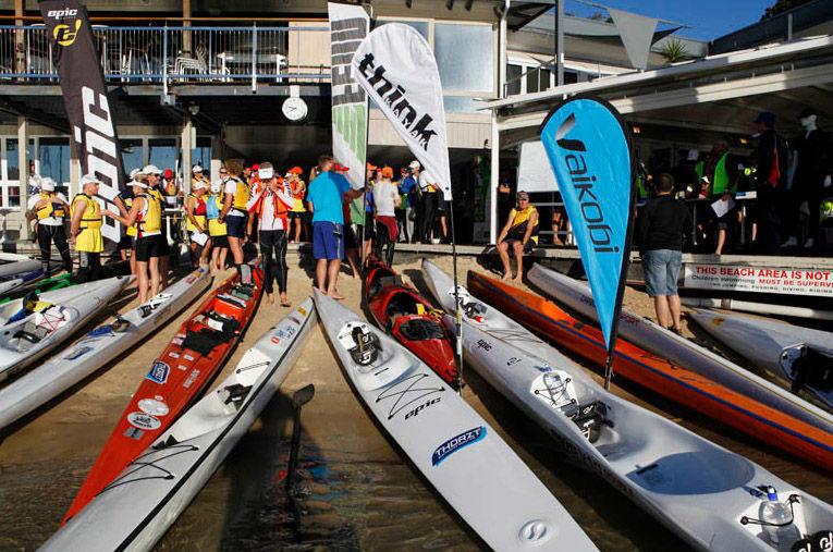 PaddleNSW Harbour Racing